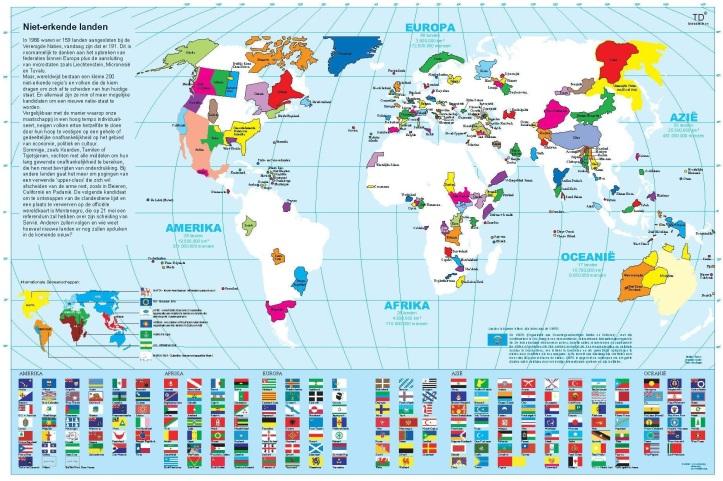 Unrecognized Nation States