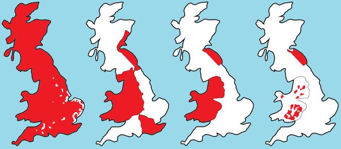 Great Britain as Palestine, by Jordan Engel