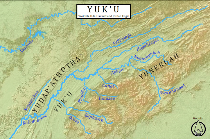 Indigenous Protohistoric Place Names in the Upper Tennessee Valley by Woktela D.K. Hackett and Jordan Engel