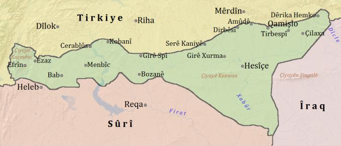 RojavaKurdish