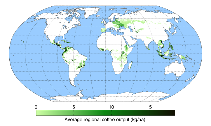 average-regional-output-coffee