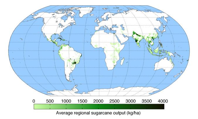 average-regional-output-sugarcane