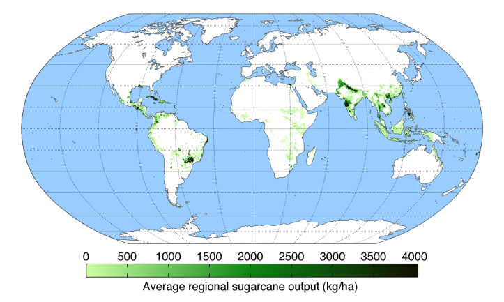 average-regional-output-sugarcane