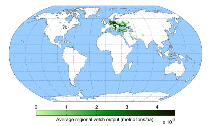 average-regional-output-vetch