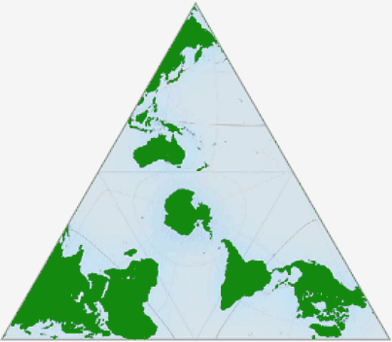 The Revolutionary AuthaGraph Projection – The Decolonial Atlas