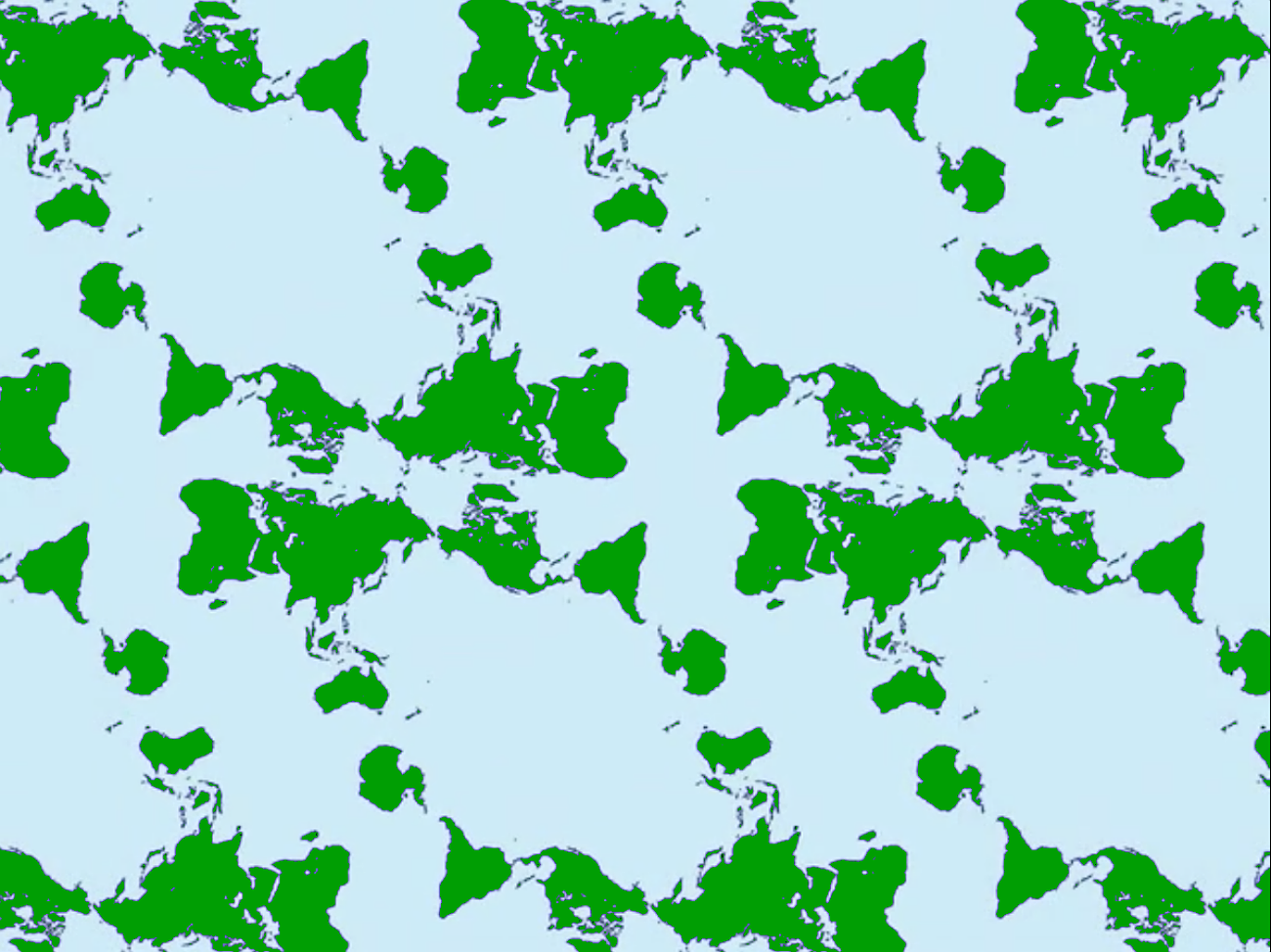 The Revolutionary Authagraph Projection The Decolonial Atlas
