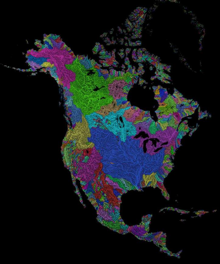 watershedsnorthamerica