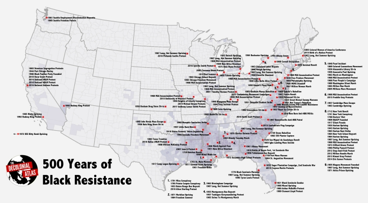 500 Years of Black Resistance