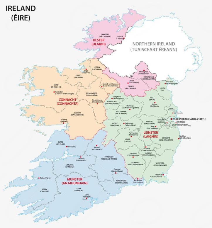 Ireland 15